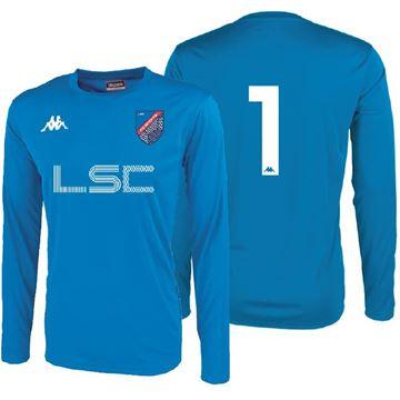 Picture of ADULTS ROVIGO LS GOAL KEEPER SHIRT IN ROYAL